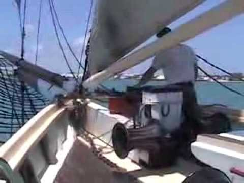 HISTORICAL KEY WEST TALL SHIP THE WESTERN UNION Built 1939  3 HOUR SAILING TOUR AROUND KEY WEST