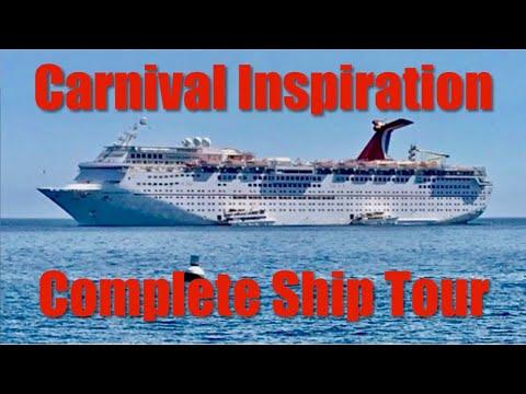 Carnival Imagination Ship Video Tour Cruise Tips Tv Doovi