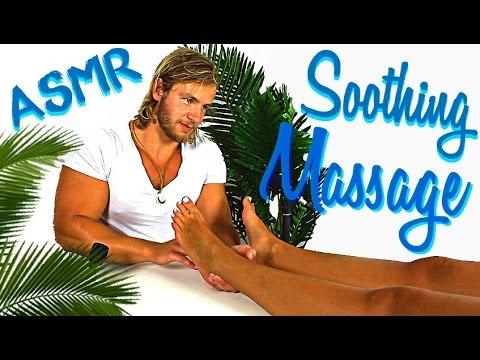 Super Soothing Foot Massage - FredsVoice - ASMR