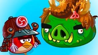 Энгри Бердс #25 ЗЛЫЕ ПТИЧКИ ЭПИК игровой мультик про мультфильм Аngry Birds Плохие свинки КРУТИЛКИНЫ