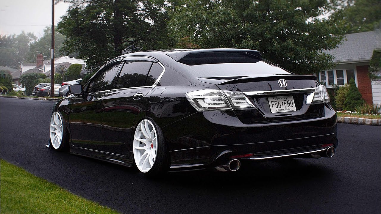9Th Gen Accord >> 2014 9th Gen Accord Bagged - DJ Esco Feat Future - Married To The Game - YouTube