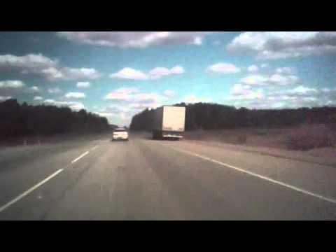 Russian M51 Baikal Federal highway (European route E30, Asian route AH6): Novaya Zavorina