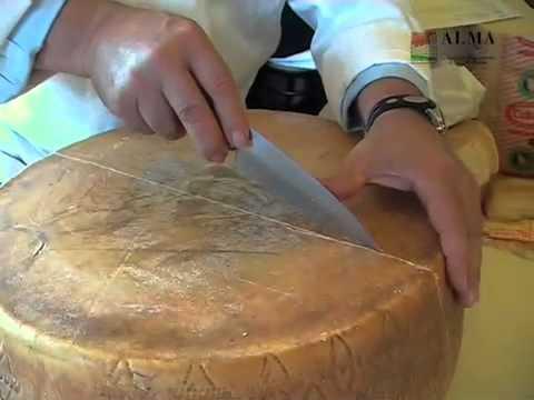 IL GRANA PADANO - Video Educational per la Prova del Formaggio