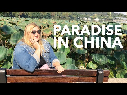 China Part 3: Hangzhou, The Great West Lake and Glamour Shots in Tea Fields