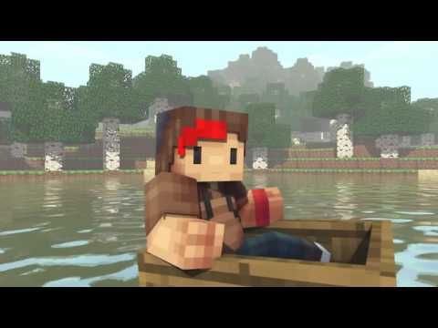 """♫ Minecraft Parody - """"FISH IN THE RIVER"""" - (Minecraft Animation) PREVIEW"""