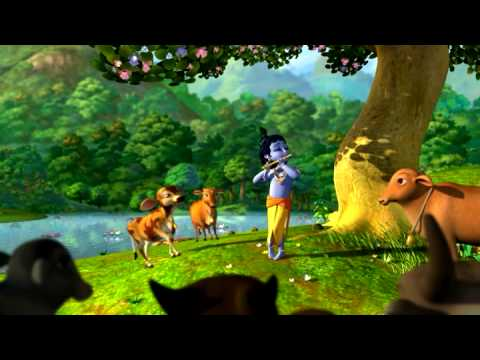 Little Krishna 3D Animation Series HD, BIG Animation, 02