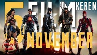 Video 5 Film Terbaik Bulan November - Muvitalk download MP3, 3GP, MP4, WEBM, AVI, FLV Oktober 2018