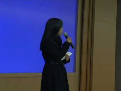 Wu Lubin - winning 3000 RMB