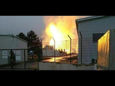 Gasstation Baumgarten: Ein Toter und Dutzende Verletzte bei Explosion in Österreich