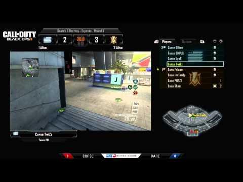 Curse Vs Dare - Game 2 - CWR1 - MLG Anaheim 2013