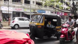 Prank with Rickshaw drivers in Mumbai by Funk You.