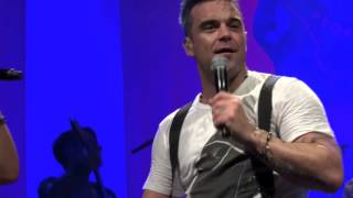 ROBBIE WILLIAMS LIVE SOUTHEND 2012 -LOSERS