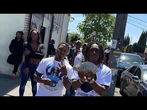 Mozzy Fan from Oak Park Tells CML Lavish D He with the HellGang Movement (7:55 on Video)