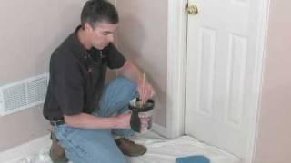 Painting Interior Trim
