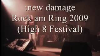 :new damage live @ Rock am Ring 2009 (high8festival)