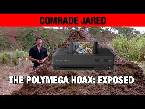 The Polymega Hoax Exposed