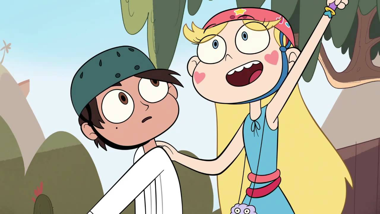 Star vs the forces of evil r34