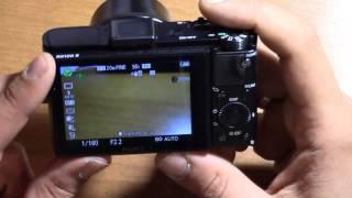 SONY Cyber shot DSC RX100M2 c оптикой от Carl Zeiss. Обзор и распаковка.(Основное Тип фотокамеры цифровая Матрица Тип матрицы КМОП (CMOS) / BSI / Размер матрицы 13.2x8.8 mm Кол-во мегапиксе..., 2014-08-05T14:04:37.000Z)
