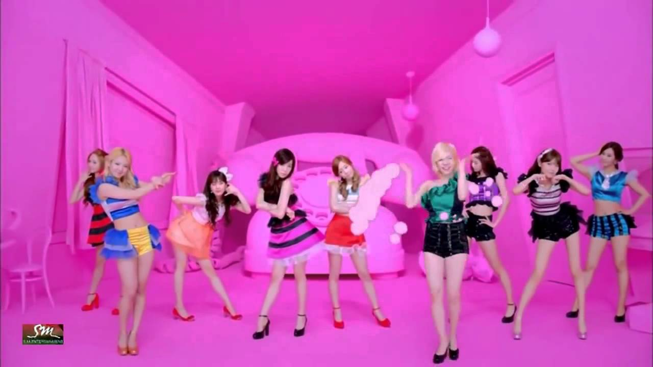 [Full MV]Beep Beep_Girls' Generation(SNSD)~ HD