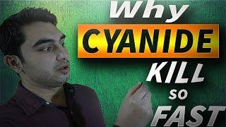 Why CYANIDE kill So Fast!!!!