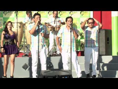 MIX SERRANIA - EL ENCANTO DE CORAZON ( DANITZA PRODUCCIONES )