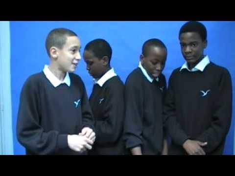 Wesley, Ahmed Jordan & La'Juan - Stoke Newington A...