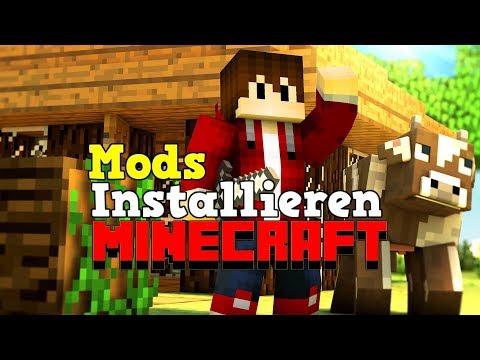 Wie Installiert Man Mods In Minecraft   Minecraft Mods Installieren