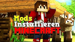 Wie installiert man Mods in Minecraft | Minecraft Mods installieren
