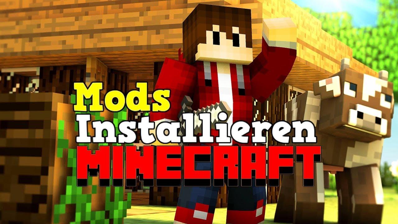 Minecraft Mods installieren ohne ModInstaller