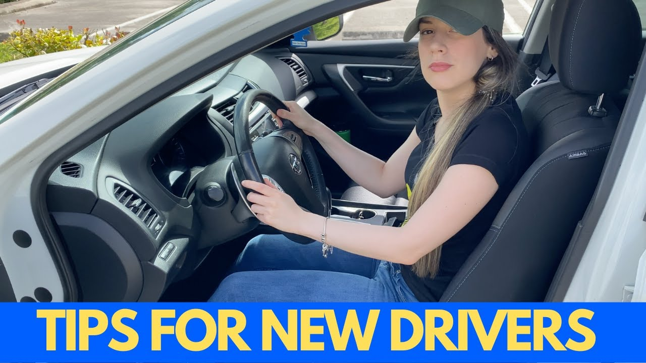 Download TIPS FOR NEW DRIVERS (Beginner Drivers)