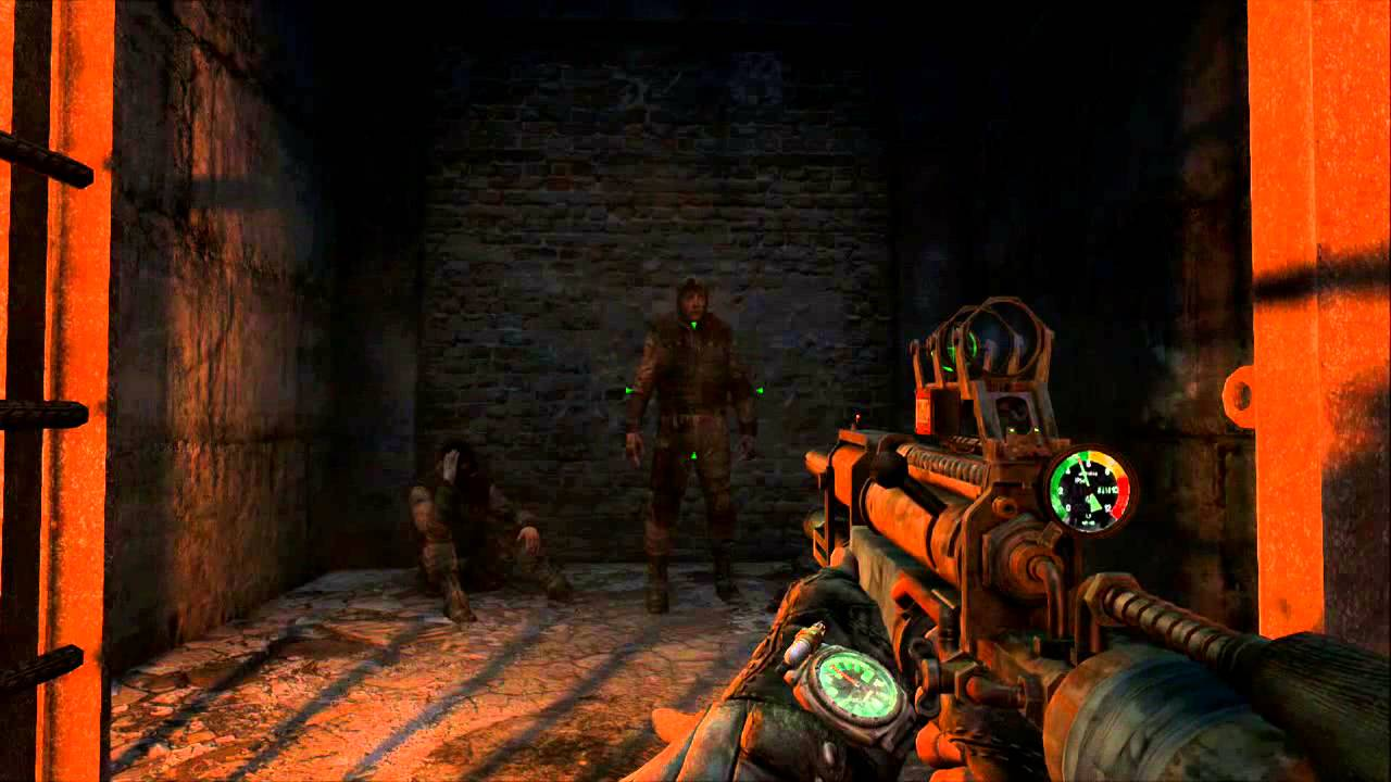 metro 2033 redux achievement guide
