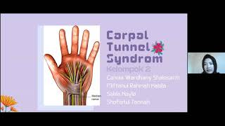 Kelompok 2 Muskuloskeletal - Carpal Tunnel Syndrome