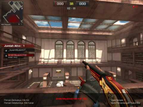 Scrip Macro SG JOSS mode Tekan/HOLD 10/12 peluru melesat tanpa gangguan Miss.  Created M1887_PRO Mp3