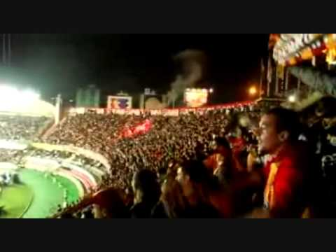 Great atmoshpere at Galatasaray Istanbul's Ali Sami Yen