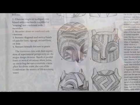 The Language Of The Goddess (8) Chapter 6 By Marija Gimbutas
