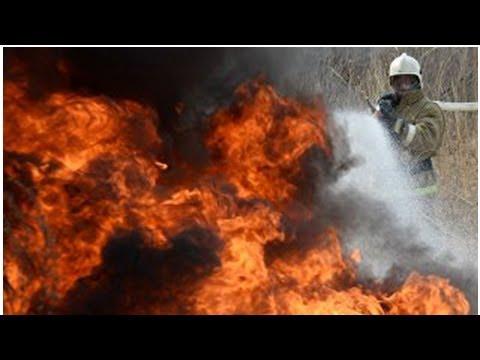 В Карачаево-Черкесии, при пожаре в частном доме, человек был убит