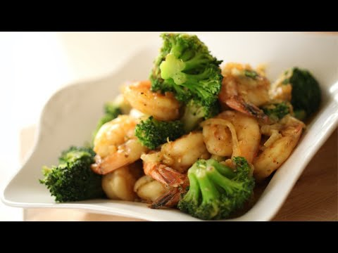 Beth's Quick & Easy Shrimp Stir Fry | ENTERTAINING WITH BETH