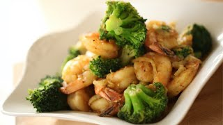 Beth's Quick & Easy Shrimp And Vegetable Stir Fry Recipe