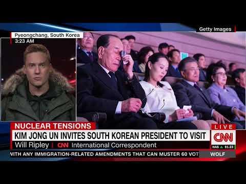 CNN Reporter: Olympics 'Definitely a Diplomatic Win' for North Korea