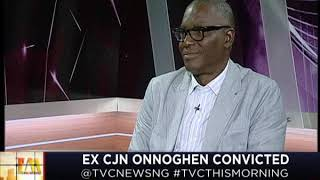 Ex-CJN Onnoghen Convicted | This Morning 19th April 2019
