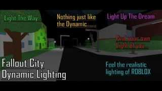 Ave Maria Soundtrack - ROBLOX Dynamic Lightning