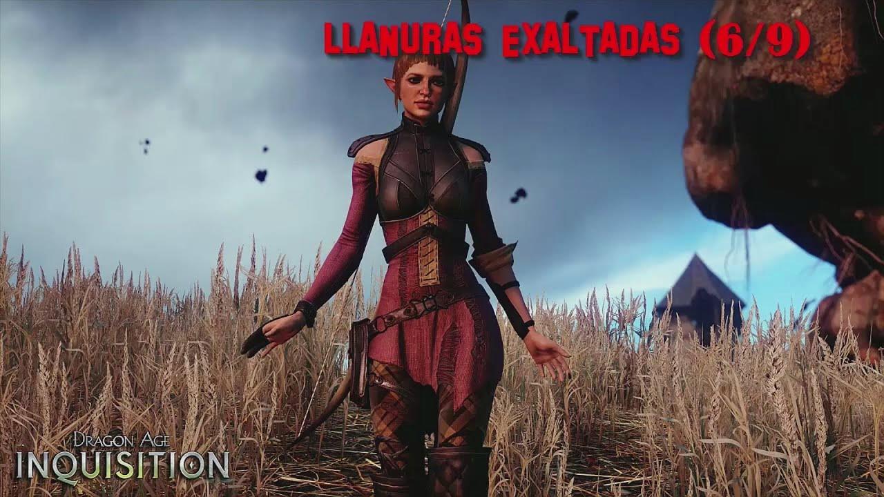 Dragon Age: Inquisition -Llanuras Exaltadas- (6/9) En Español - YouTube