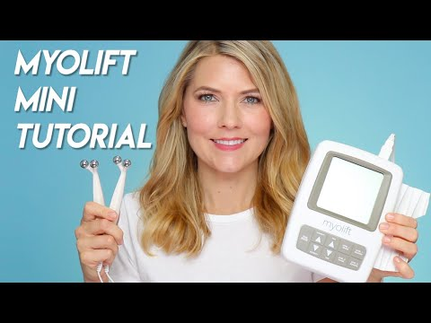 Myolift Mini Microcurrent Tutorial for Forehead and Eyes (+ Hooded Eyes!) thumbnail