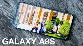Trên tay Samsung Galaxy A8s