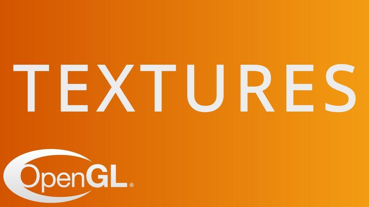 Textures in OpenGL