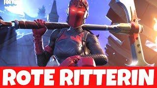 Die ROTE RITTERIN ist ZURÜCK !! RED KNIGHT ZOCKEN 🔴 Fortnite Battle Royale