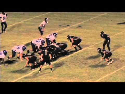 Cherryville vs. Chase High School Football Highlights 2011