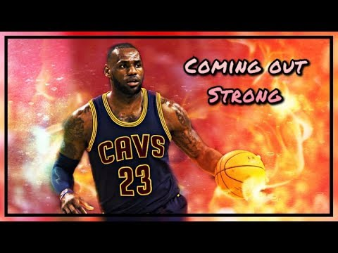 """LeBron James - """"Coming Out Strong"""" Mix ᴴᴰ (Cavs Hype)"""
