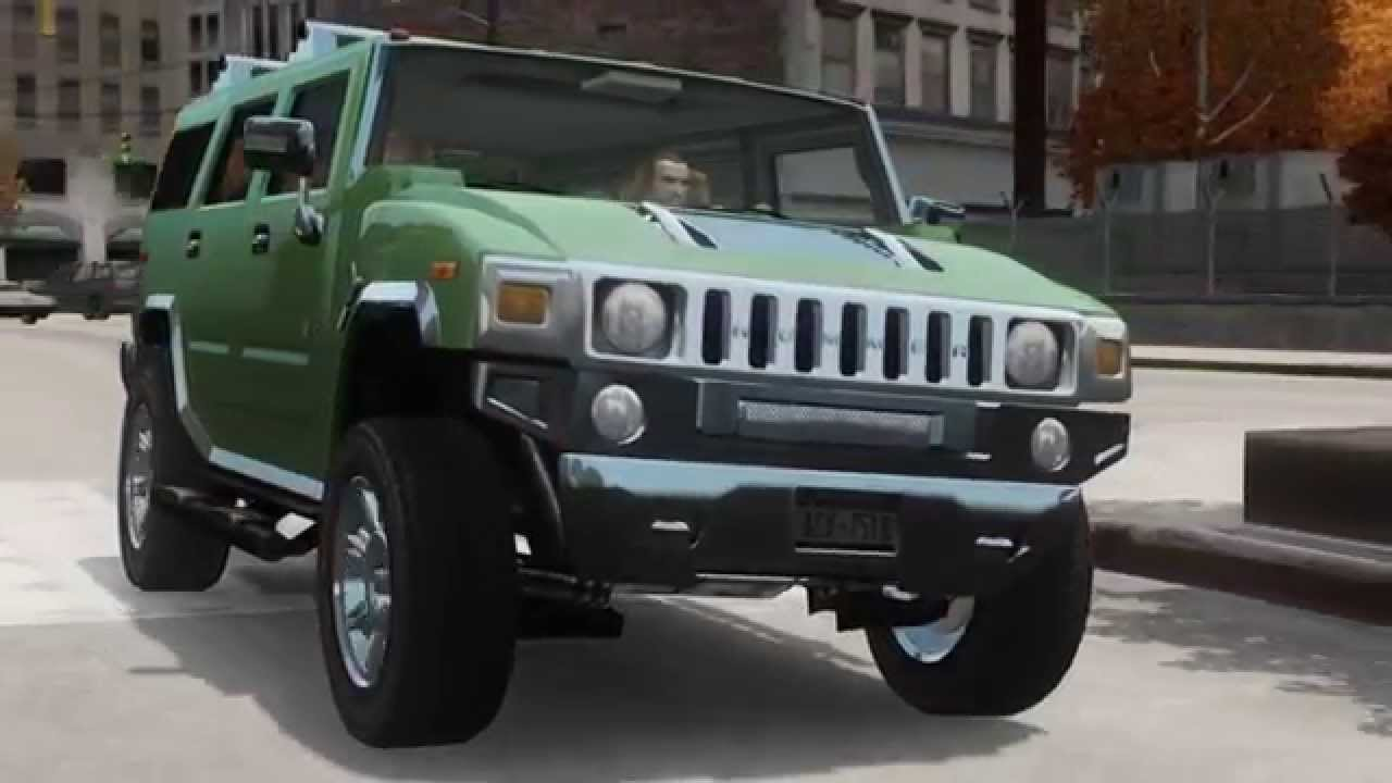 HUMMER H2 2010 Limited Edition GTA IV  YouTube