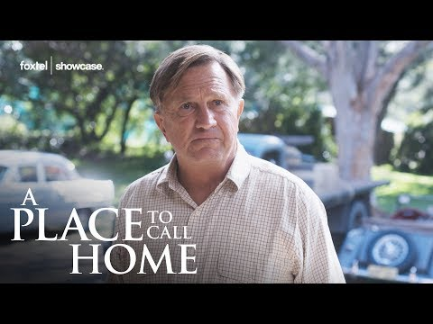 Season 6 Episode 1 Clip: Roy's Devastating Loss | A Place To Call Home: The Final Chapter | Foxtel